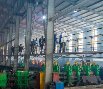 factory commisioning 10